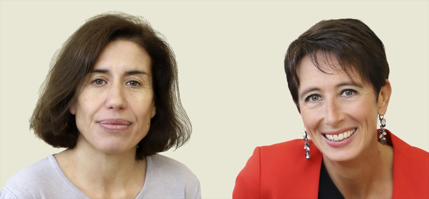 Paola Gardellin et Marie-Joëlle Boul ont rejoint la Fondation UGA