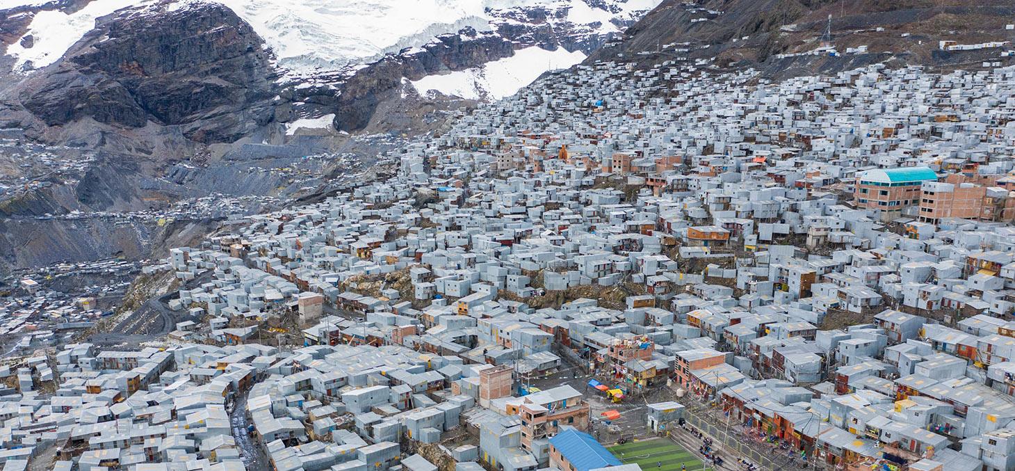 La Rinconada, au Pérou © Expedition 5300