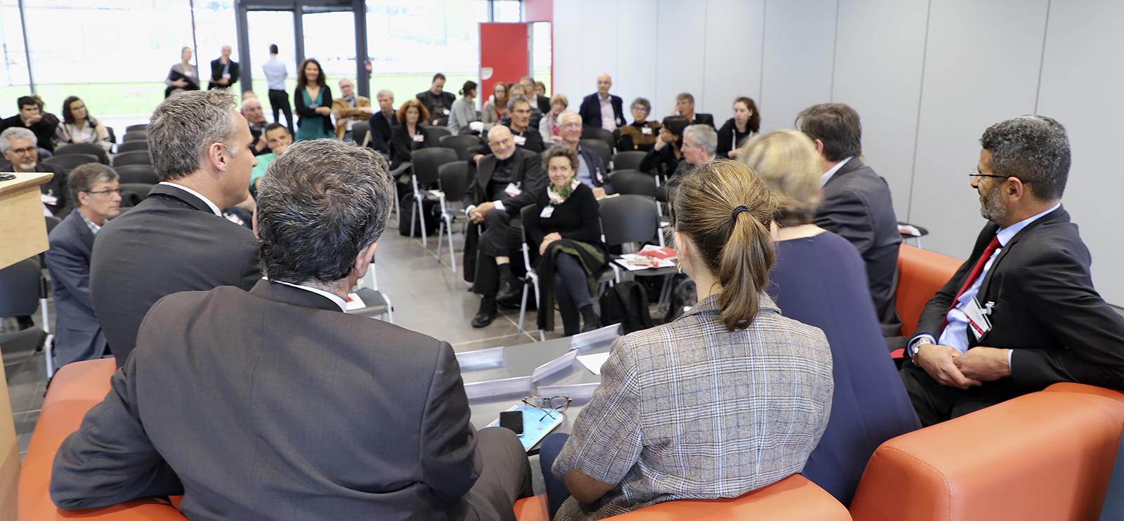Séminaire annuel réunissant les acteurs des mondes de l'industrie, de l'éducation et de la recherche