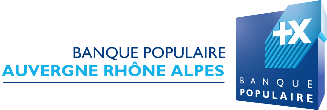 Logo Banque Populaire AURA
