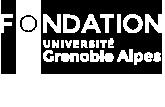 Logo de la Fondation Université Grenoble Alpes