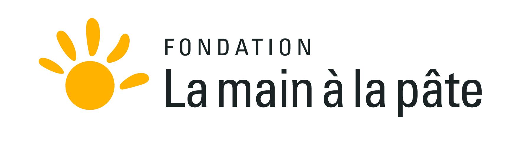 Logo de la Fondation La main à la pâte