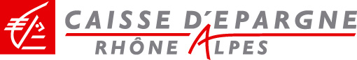 Logo Caisse d'Epargne Rhône Alpes