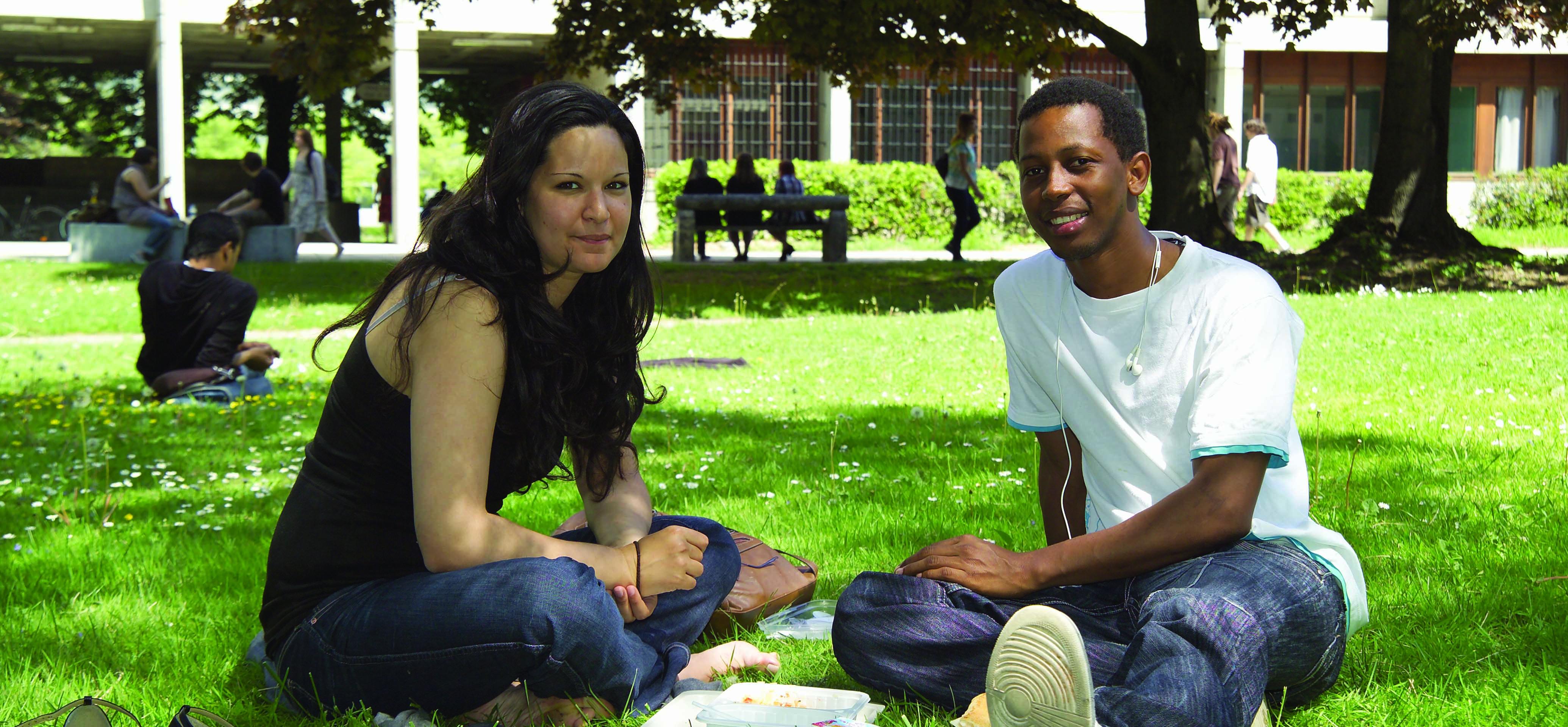 Les étudiants du DU PASS